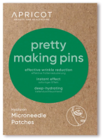 APRICOT SKIN Microneedle Micro Needling Patches