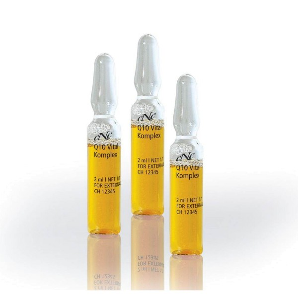 CNC Q10 Vital Komplex Ampulle 10 x 2 ml