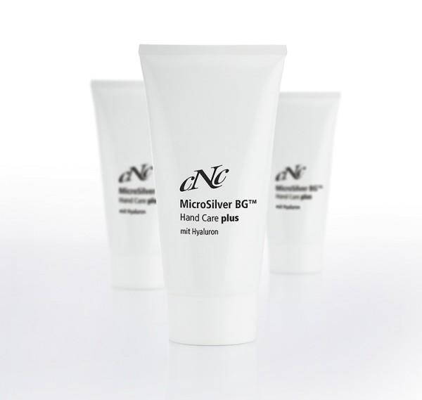 CNC MicroSilver Handcreme plus 50 ml