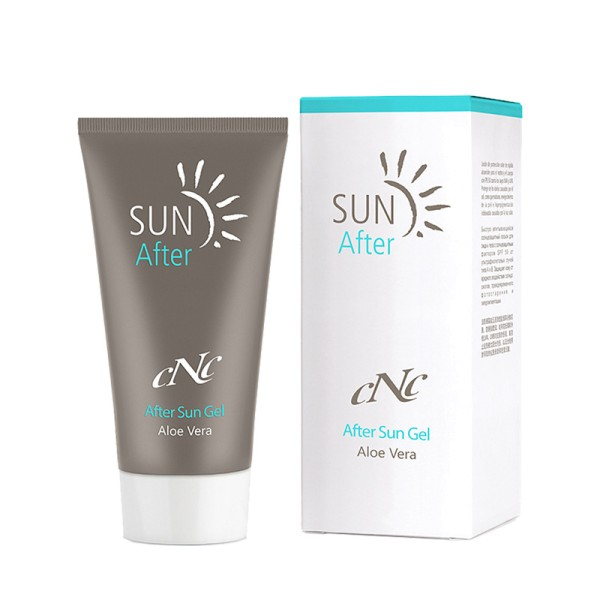 CNC After Sun Gel Aloe Vera 125 ml