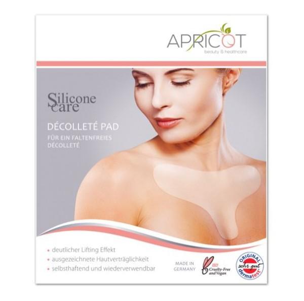 APRICOT SKIN Dékolletè Pad Anti-Falten Silicone care®