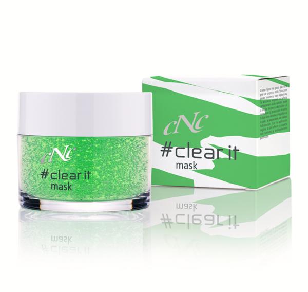 CNC Cosmetic Clear it Maske 50 ml