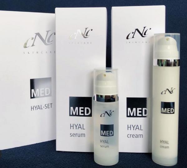 CNC Set Med Hyal Serum 30 ml + Med Hyal Cream 50 ml