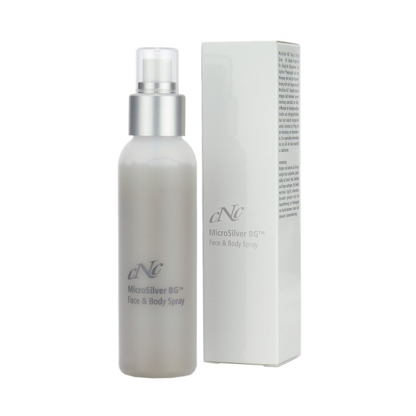 CNC MicroSilver Face & Body Spray 100 ml