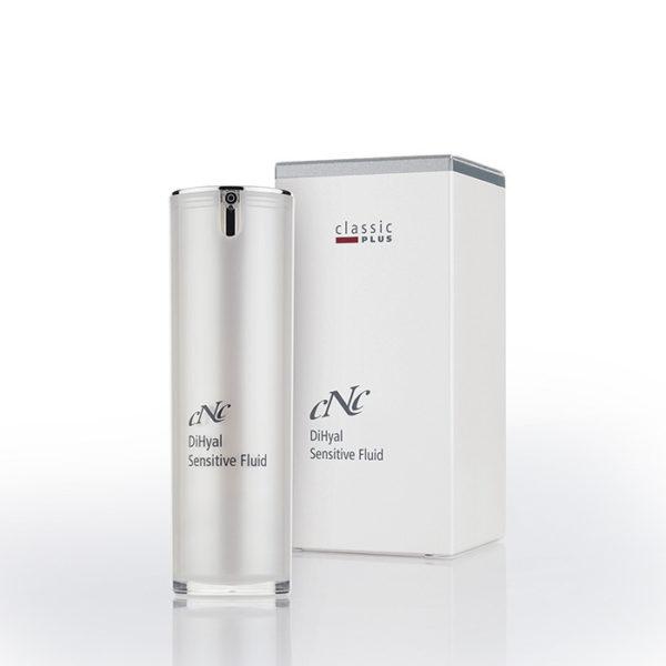 Kosmetik Berlin: CNC classic plus DiHyal Sensitive Fluid