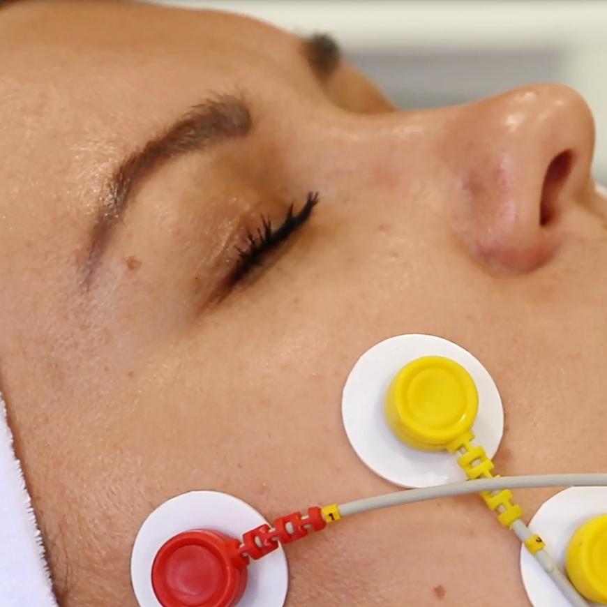 Kosmetik Berlin: EMS Elektro-Muskuläre-Stimulation